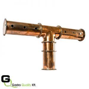GQ Mr. T - 6 csapos, fém sörcsapoló torony